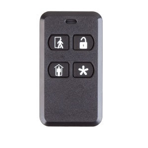 4-Button Keyfob Remote Wave Electronics