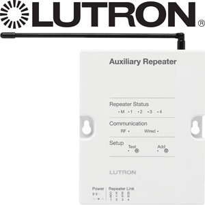 Auxiliary White Repeater Wave Electronics