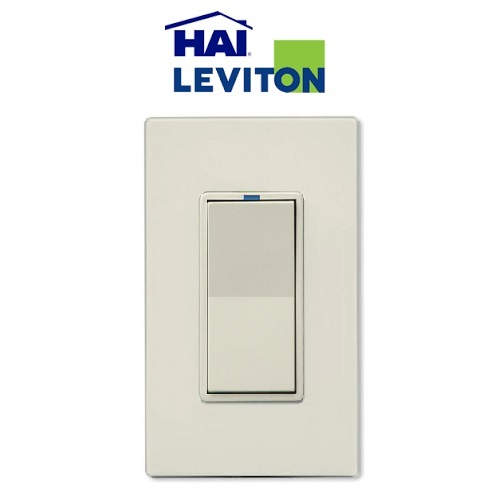 Color Change Switch In Light Almond Wave Electronics