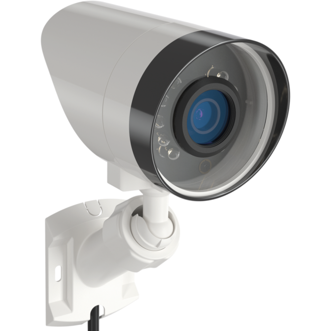 Wireless IP Outdoor/Indoor Camera Wave Electronics