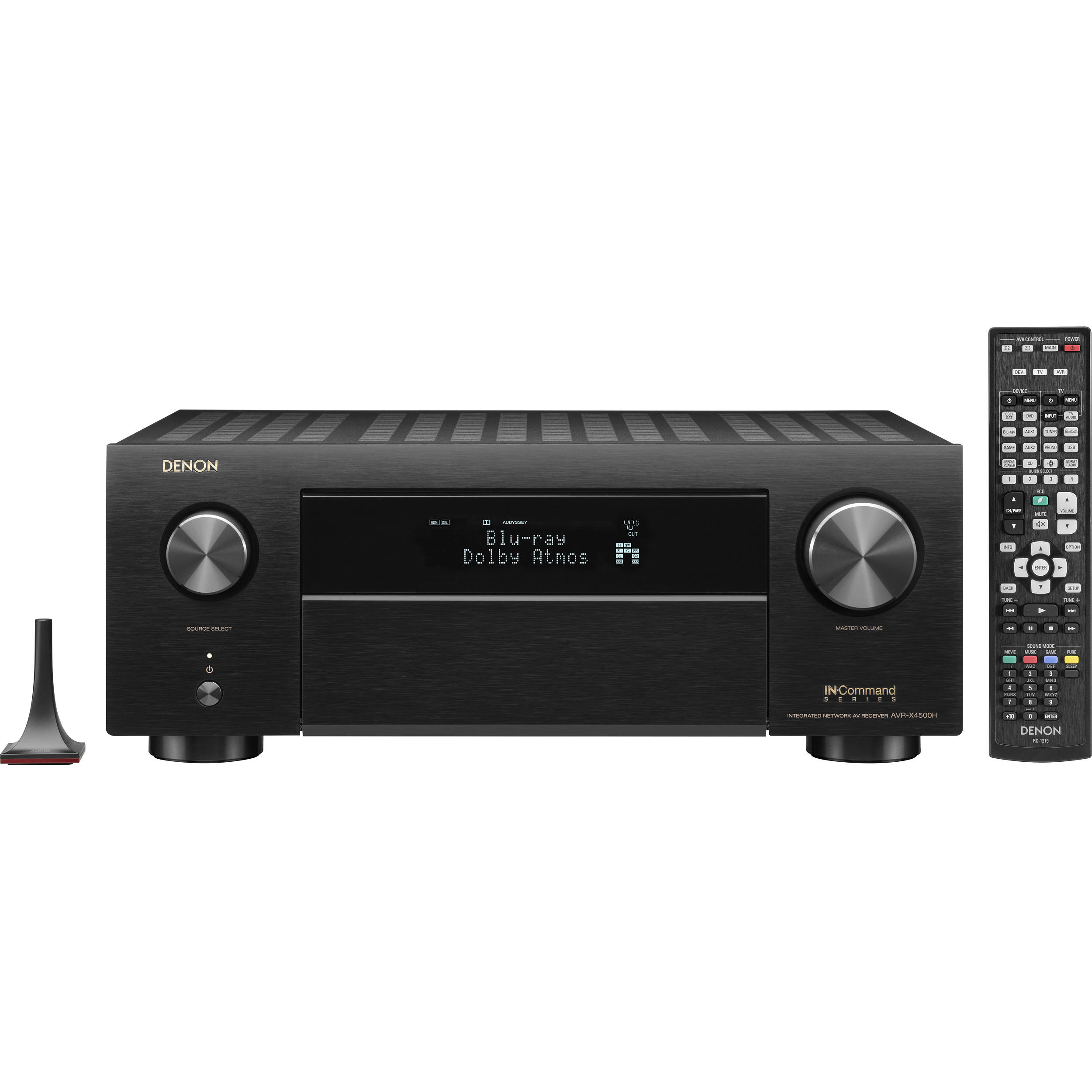 9.2-Channel 4K AV Receiver Wave Electronics