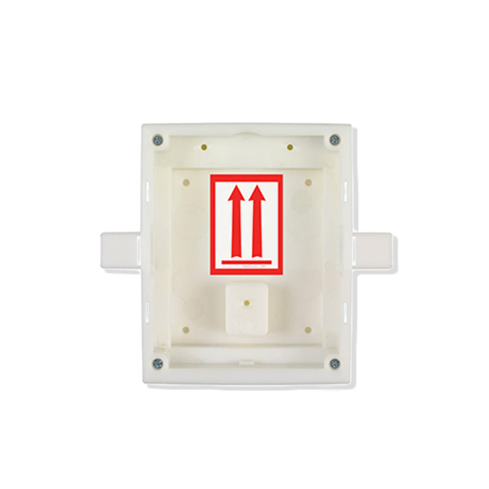 Flush Mount Box For Door Station Wave Electronics