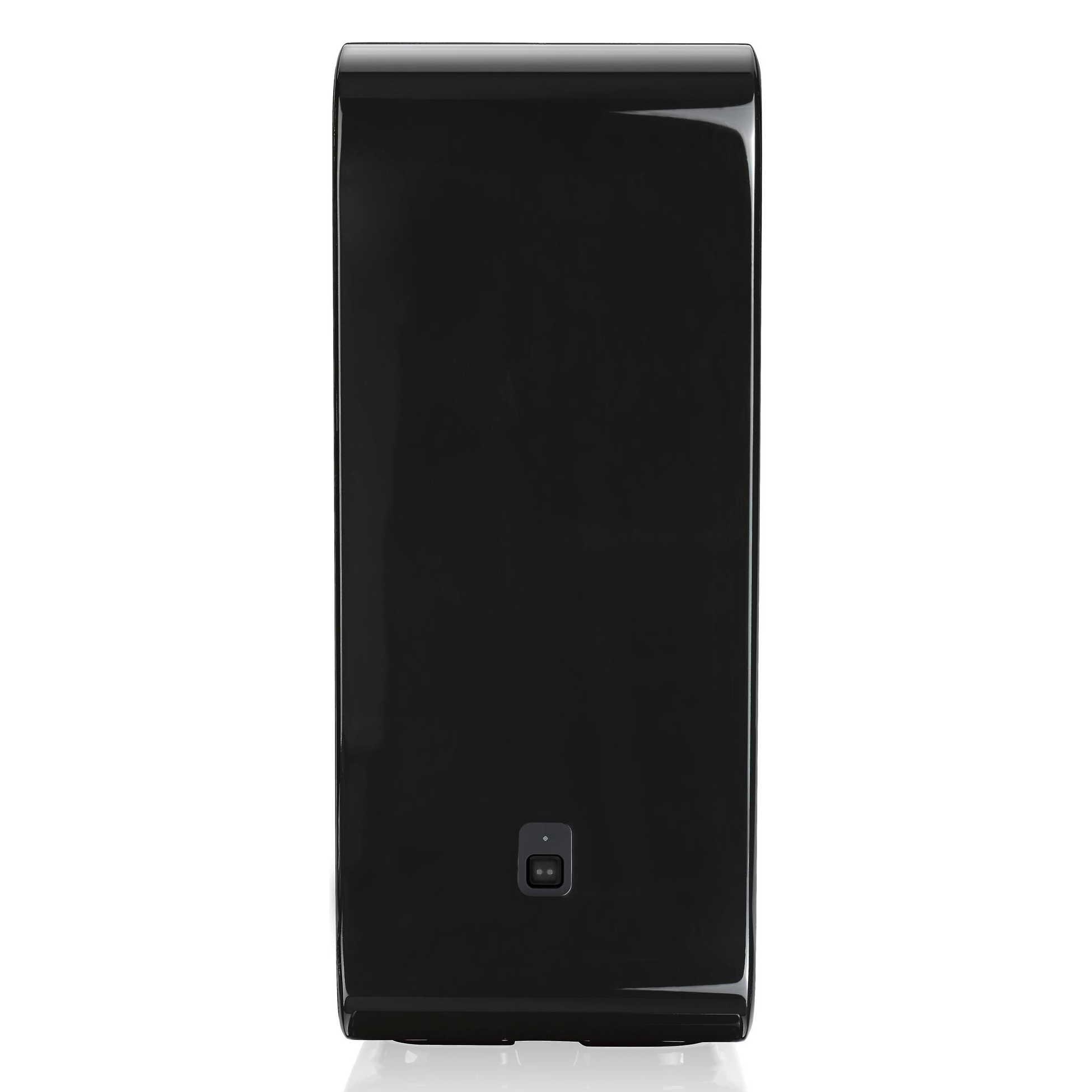 Alternate Black No-Rattle Wireless Subwoofer