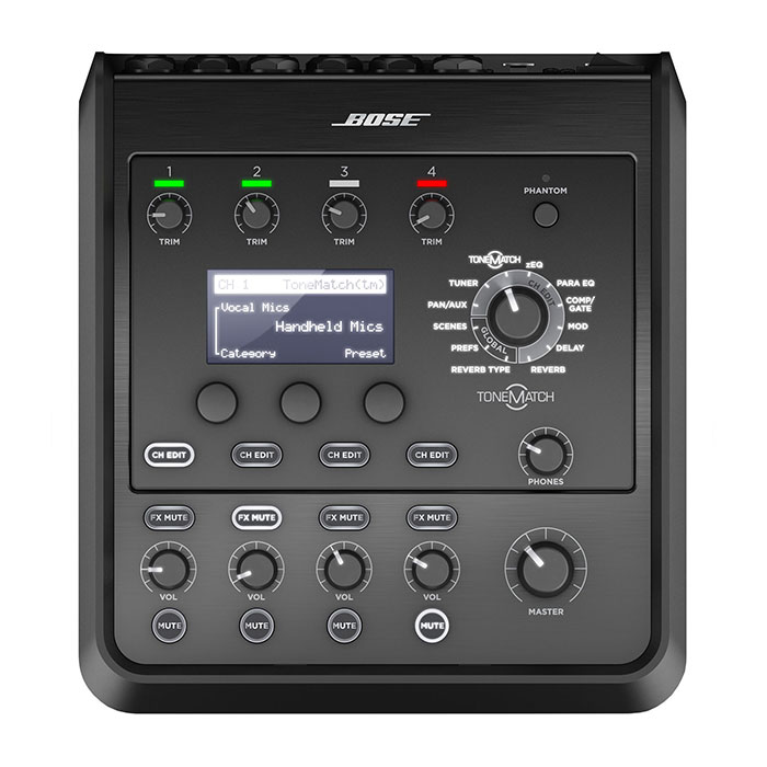 Alternate T4S ToneMatch Mixer