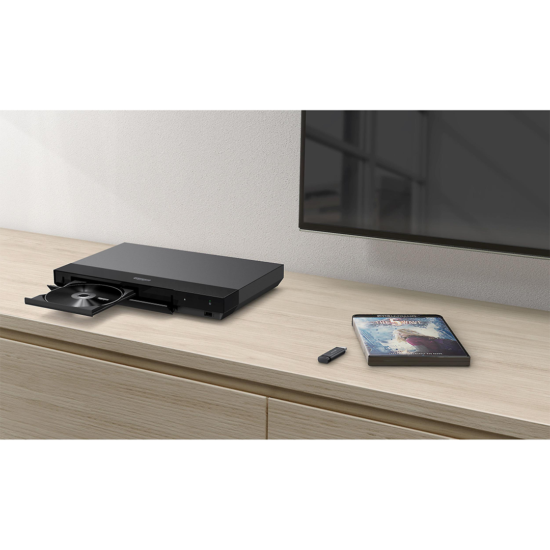 HDR UHD Blu-ray Disc Player SONY Wave Electronics