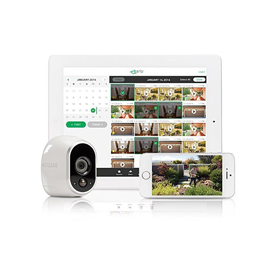 Base Station + 2 HD Smart Cameras ARLO Wave Electronics