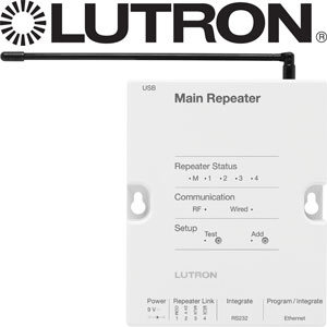 Main White Repeater Wave Electronics