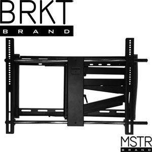 XL Single Arm Bracket TV Mount Wave Electronics