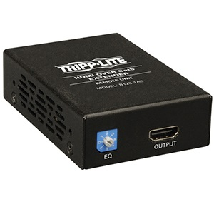 HDMI Over Cat5 Extender Remote Unit TRIPPLITE Wave Electronics