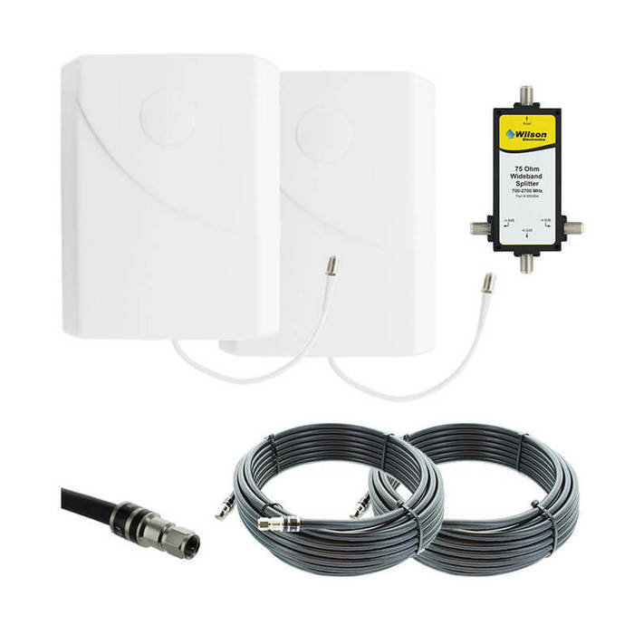 Dual Antenna Expansion Kit Wave Electronics