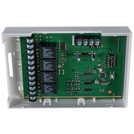 Honeywell Intelligent Relay Board Wave Electronics
