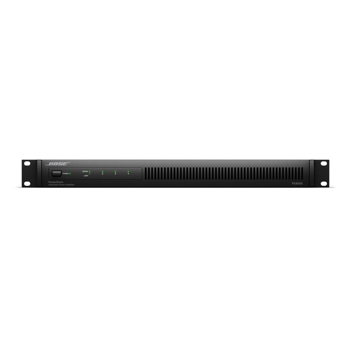 PowerShare PS404A Power Amplifier Wave Electronics