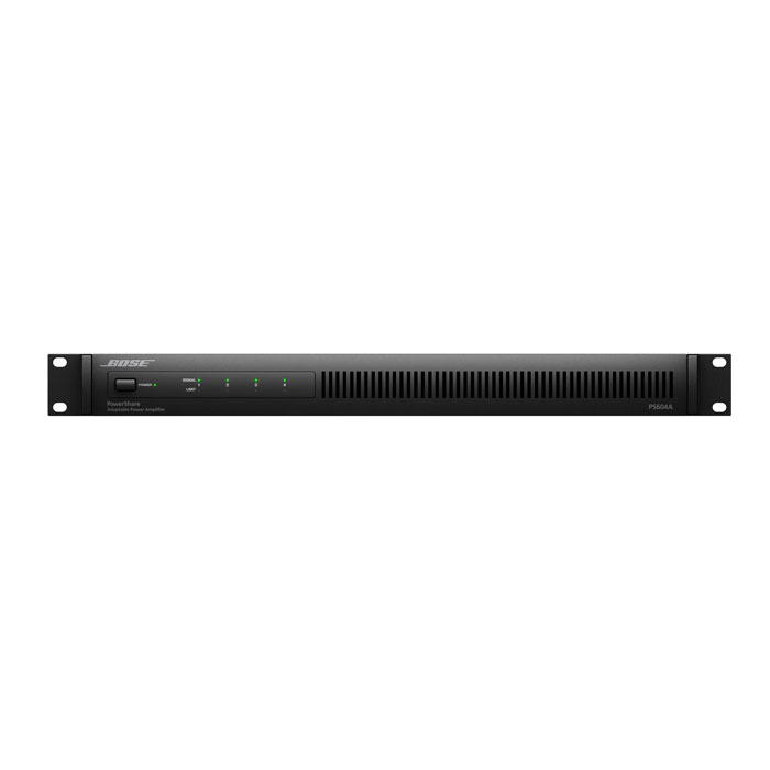 PowerShare PS604A Power Amplifier Wave Electronics
